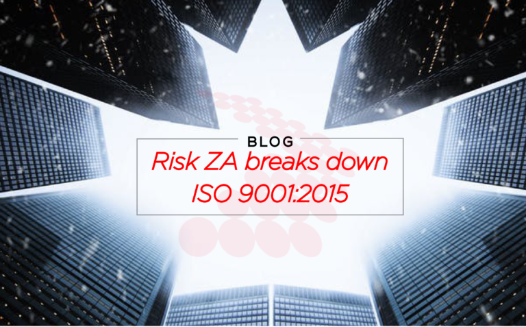 Time to make the change: here is our breakdown of ISO 9001:2015