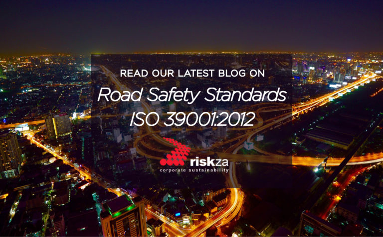Road Safety Standards ISO 39001:2012
