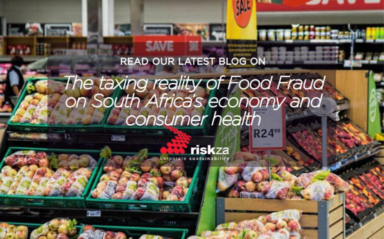 Risk ZA ISO 22000 Food Fraud