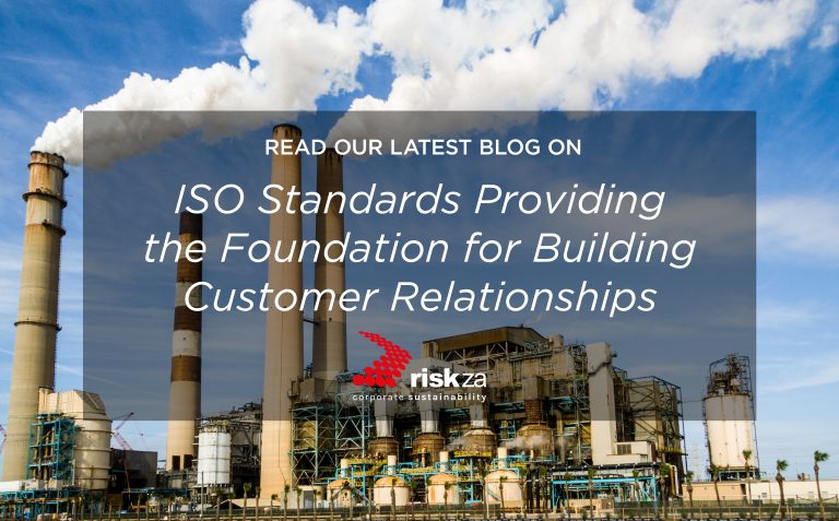 ISO Standards Provide the Foundation for Building Customer Relationships