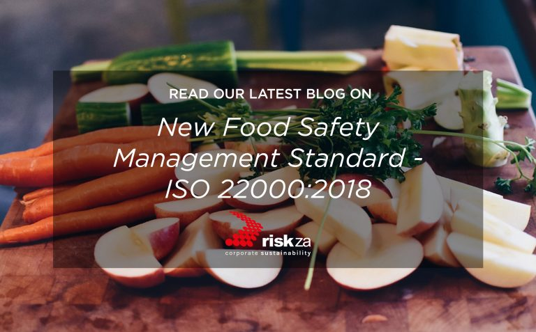 Food Safety Management Standard
