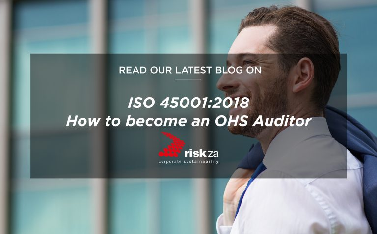 How to become an OHS Auditor