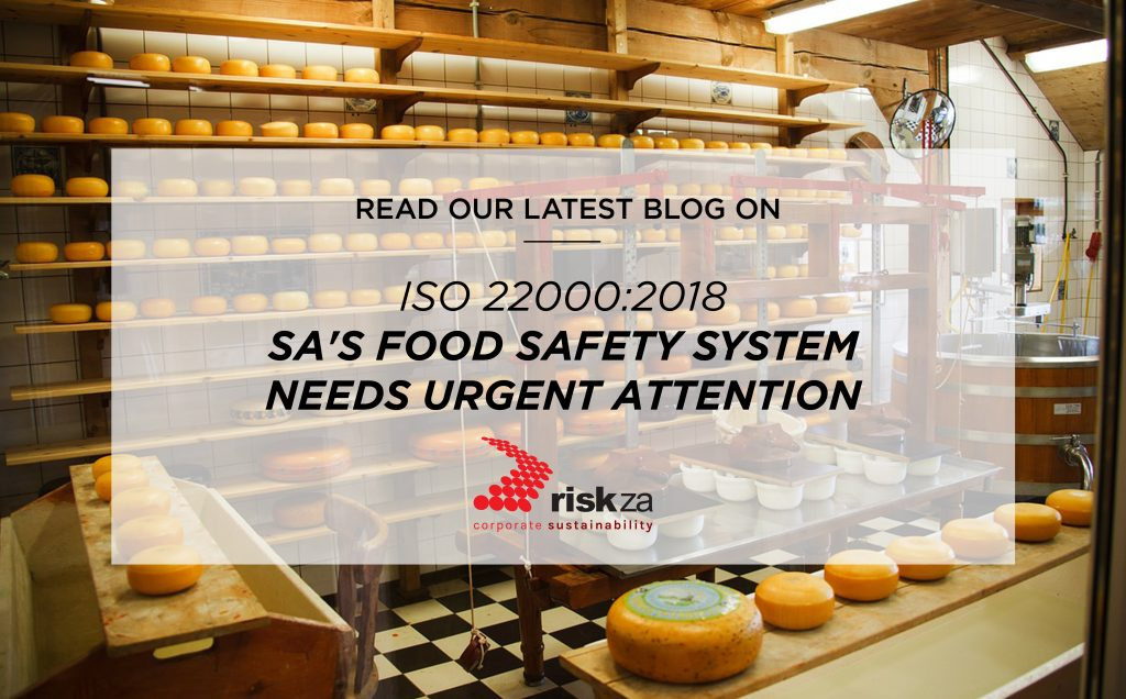 Food Safety in South Africa